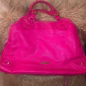 Pink Rebecca Minkoff Bag